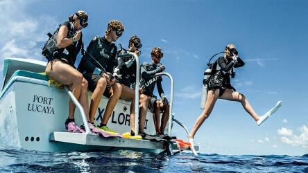Scubapro Scuba Diving Phuket Aussie Divers Mask Fins