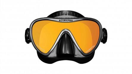 Scubapro Synergy 2 Mirror Lens Trufit Mask Phuket