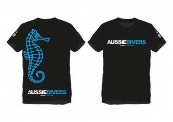 Aussie Divers Blue Seahorse Phuket Scuba Diving