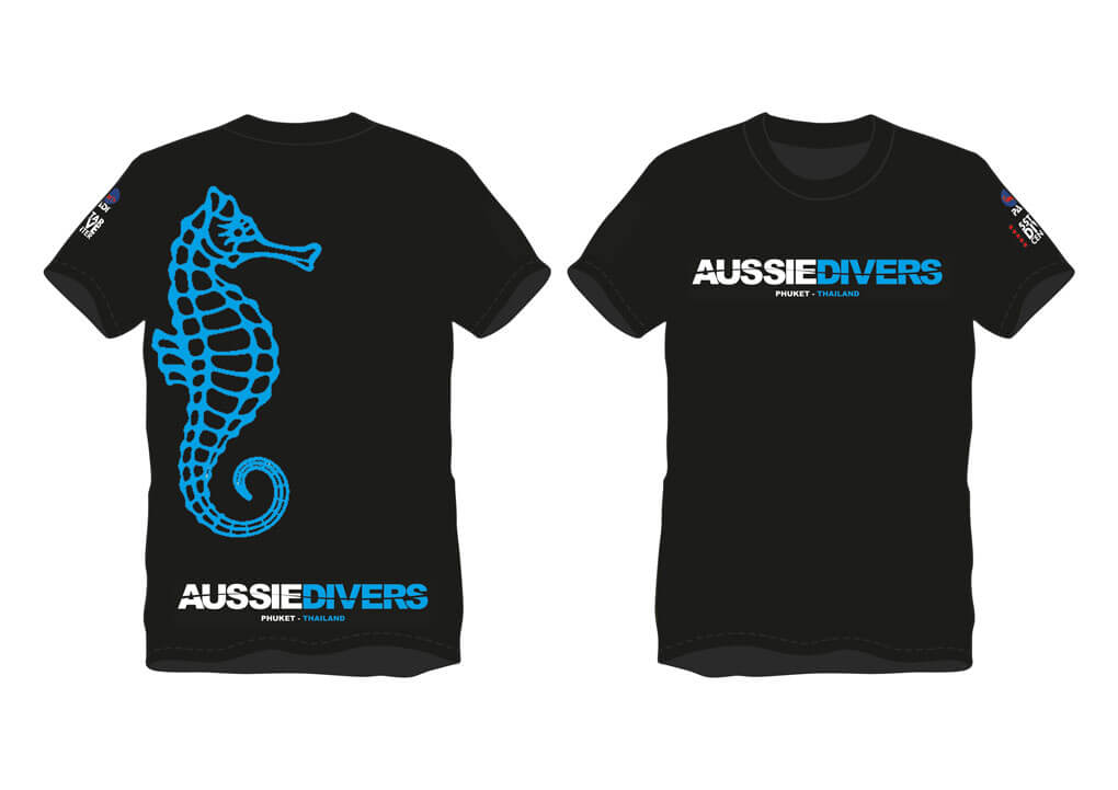 Aussie Divers T-Shirts