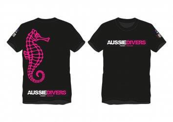 Aussie Divers Pink Seahorse Phuket Scuba Diving