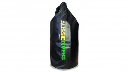 Black Dry Bag Aussie Divers Phuket