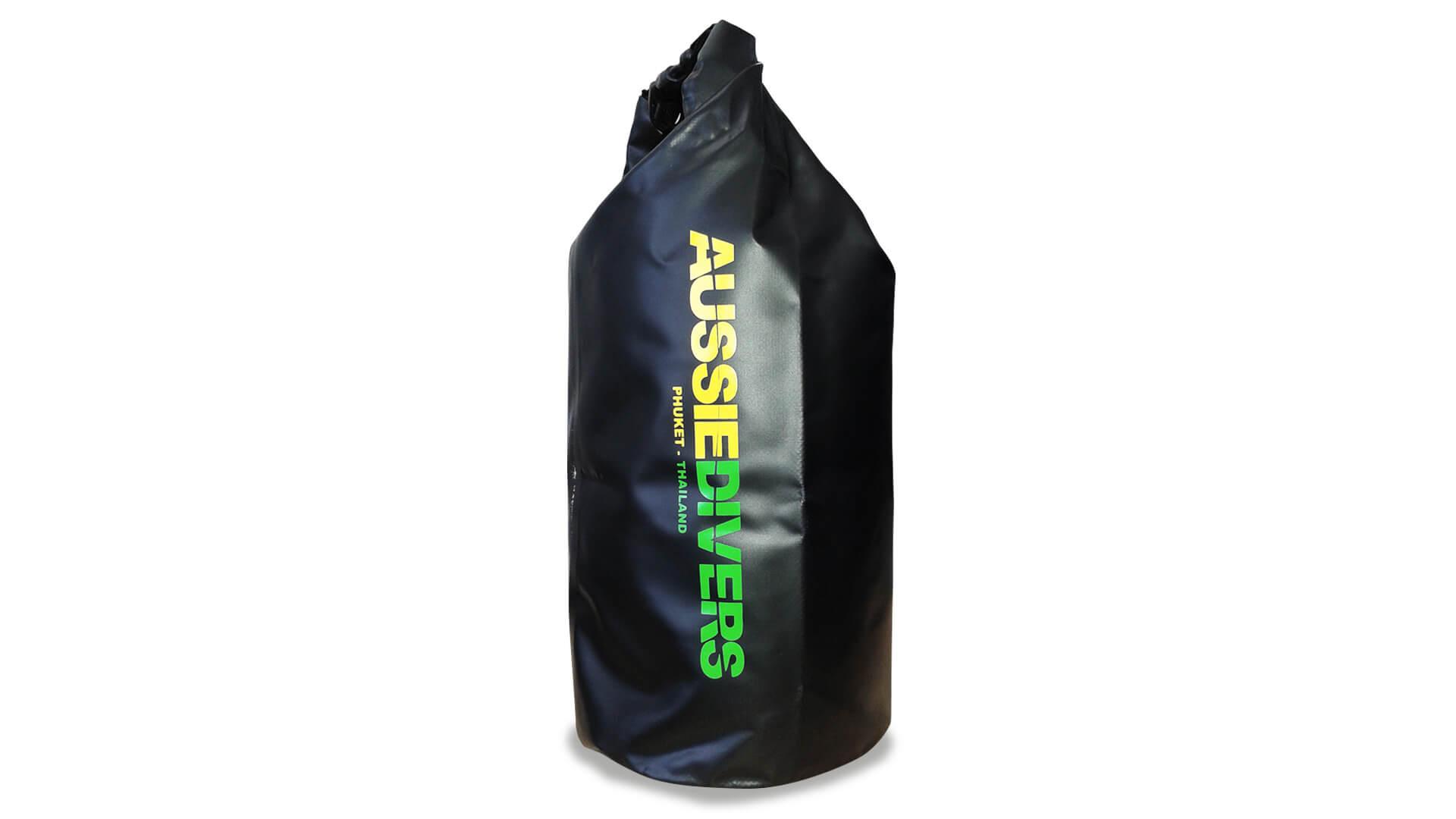 Aussie Divers Dry Black Bag – 10 Litre – Only THB 590