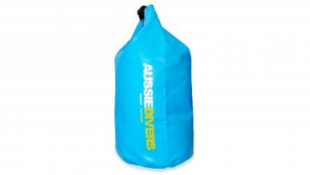 Blue Dry Bag Aussie Divers Phuket