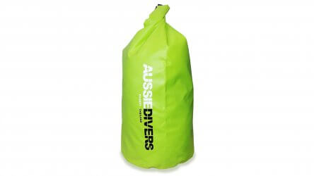 Green Dry Bag Aussie Divers Phuket