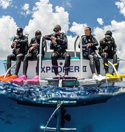 Scubapro Display Centre PADI Aussie Divers Phuket Scuba