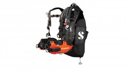 Scuba pro Men Hydros BCD Orange Aussie Divers Phuket.jpg