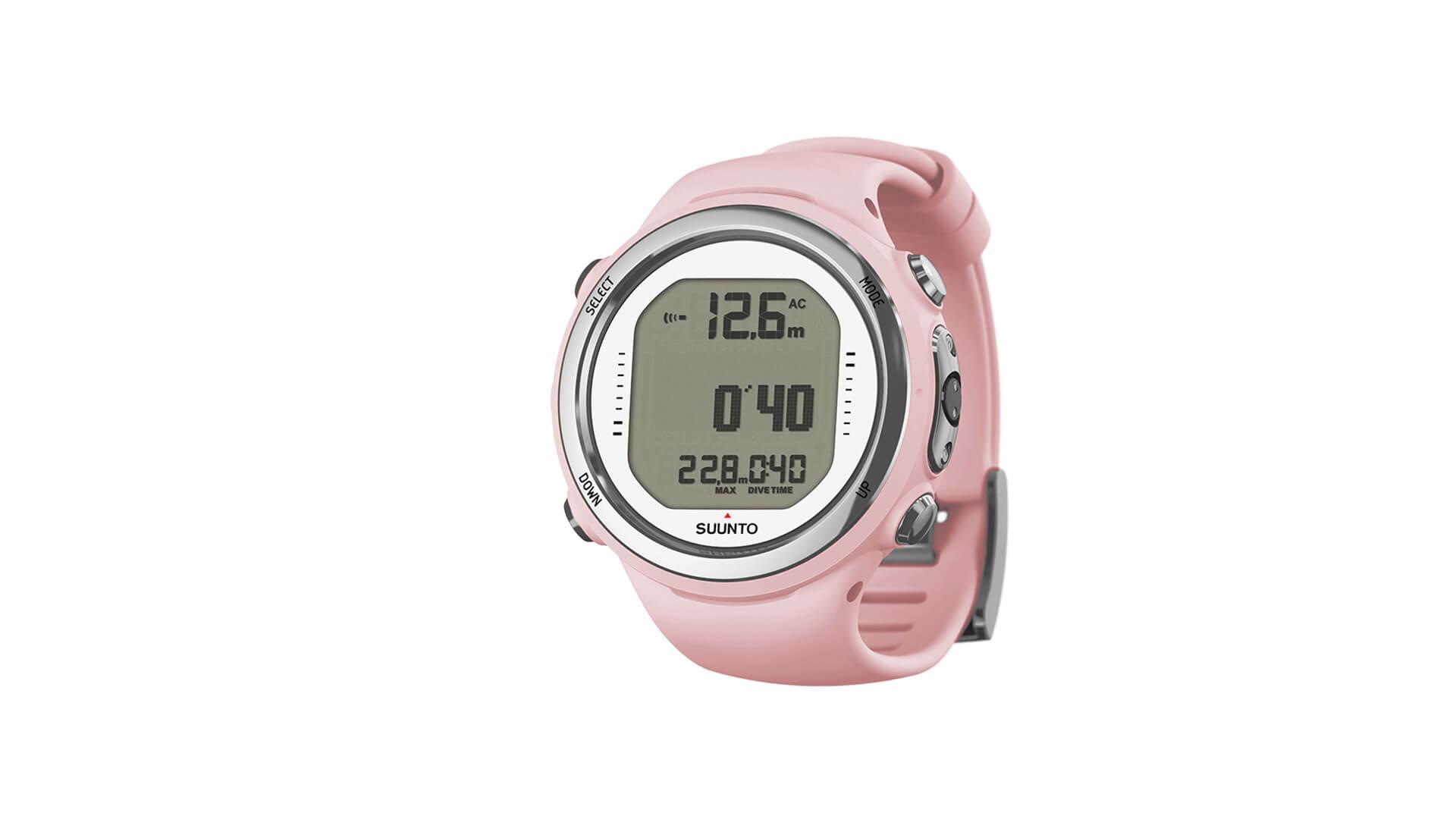 Suunto D4i Novo Pink – THB 25,100