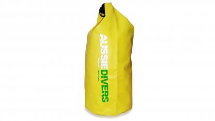 Yellow Dry Pack Aussie Divers Phuket