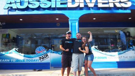 PADI IDC Aussie Divers Phuket Go Pro