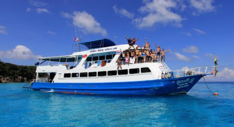 Similan Explorer Scuba Diving Phuket Liveaboard