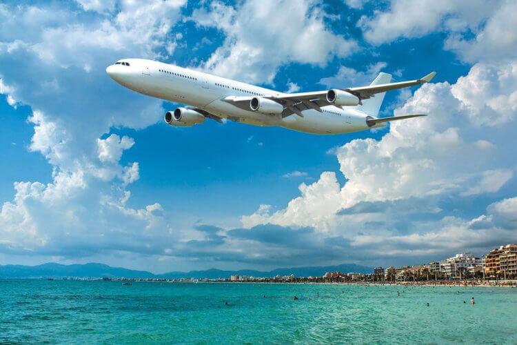 Flying After Scuba Diving Phuket Thailand