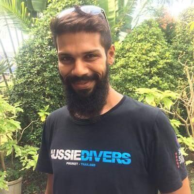 Ashish Chhabria - PADI OWSI Instructor