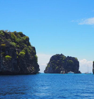 Koh Haa Scuba Diving Day Trip Phuket Speedboat