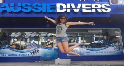 Aussie Singapore Divers Phuket Best