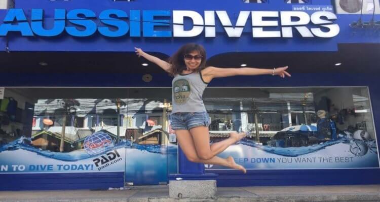 Aussie Singapore Divers Phuket Best