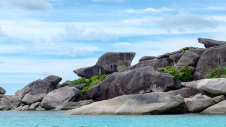 Donald Duck Bay Similan Islands Aussie Divers Phuket
