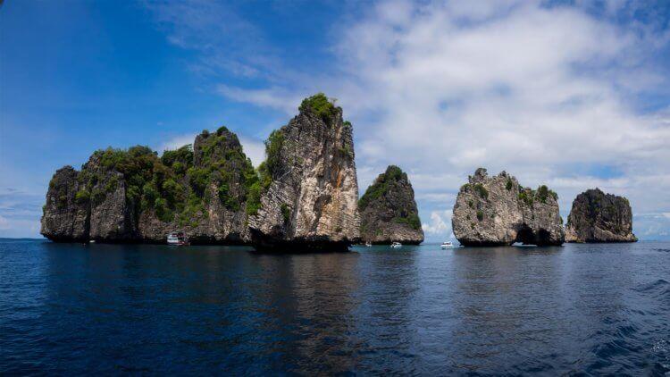 Koh Haa Aussie Divers Phuket Thailand