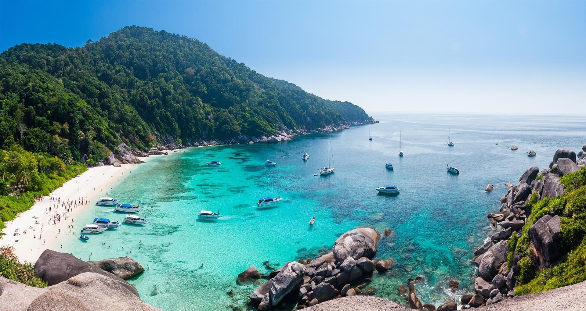 Scuba Diving Rules Similan Islands