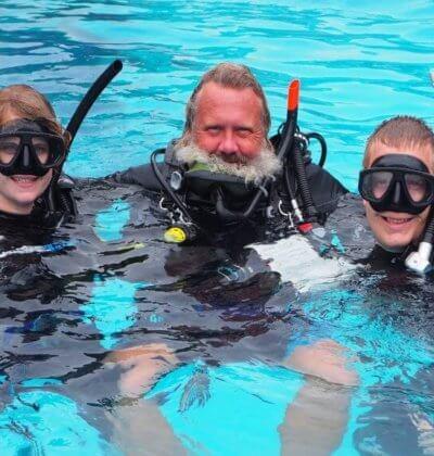 PADI Best Refresher Thailand Aussie Divers Phuket