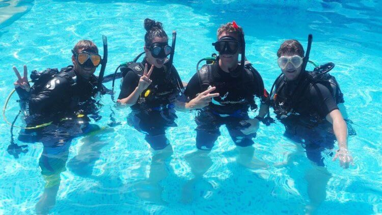 PADI Best Refresher Phuket Thailand Aussie Divers