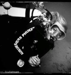 Lara Weyhausen Aussie Divers Phuket