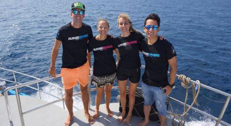 Beginner Scuba Divers Aussie Divers Phuket