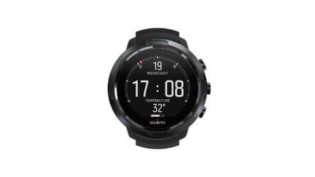 Suunto D5 All Black Aussie Divers Phuket