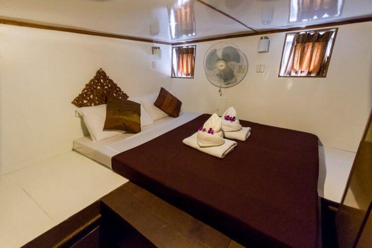MV Pawara Similan Islands Liveaboard