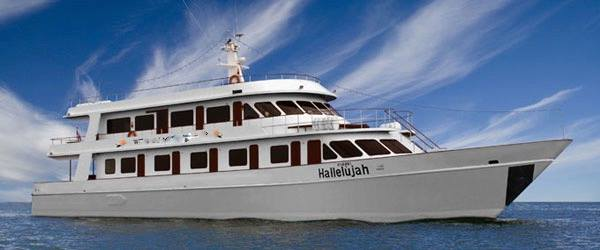 MV Hallelujah Similan Islands Liveaboard Boat