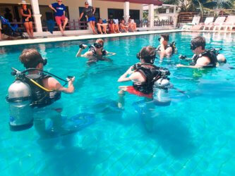 Free Try Dive Aussie Divers Phuket