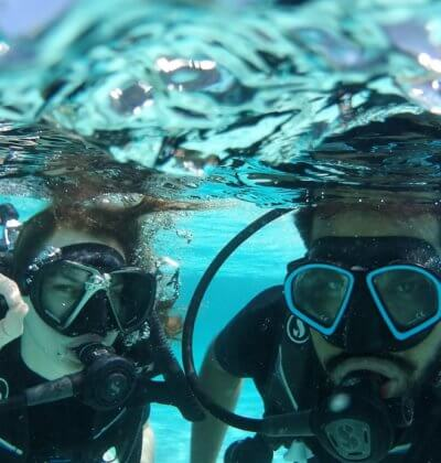 Crystal Clear Water Aussie Divers Phuket