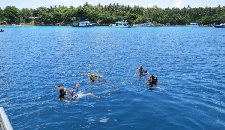 Fun Divers Racha Islands Scuba Diving Phuket