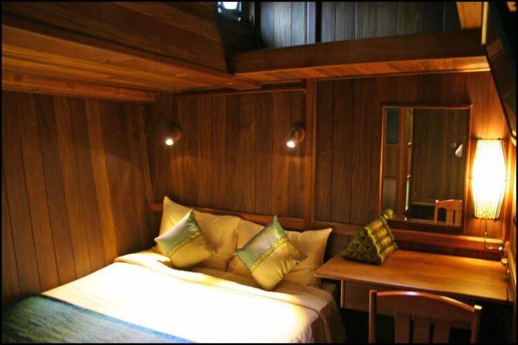 Andaman Diva Similan Island Liveaboard Cabin