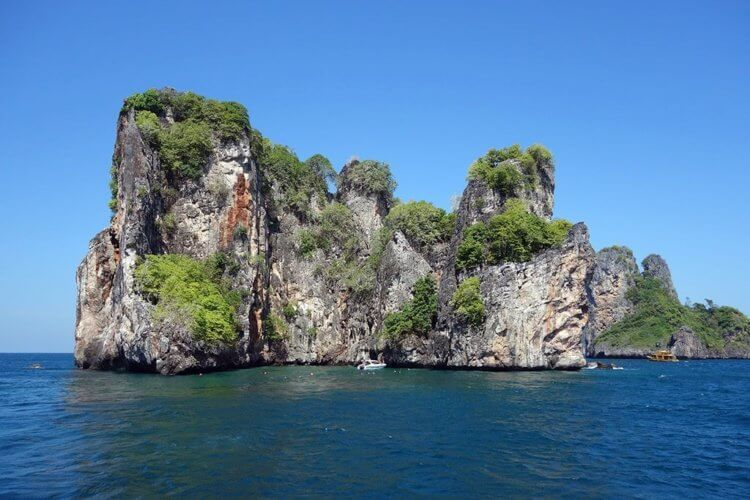 Bida Islands Phi Phi Scuba Diving Aussie Divers