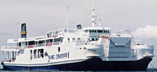 Aussie Divers Phuket Best Scuba King Cruiser Wreck Original