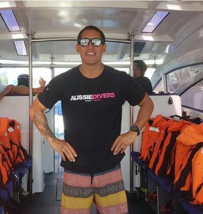 Aussie Divers Phuket Rocky Divemaster
