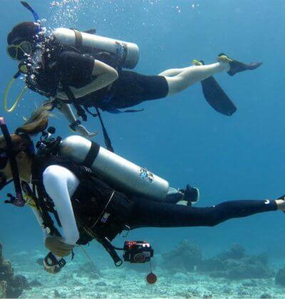 Aussie Divers Phuket Underwater Open Alix