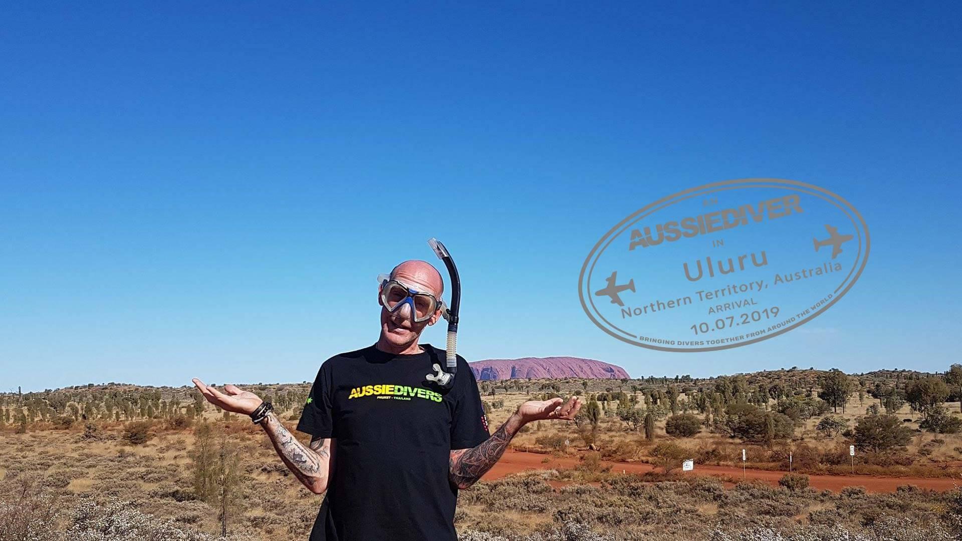 Aussie Divers Around The World