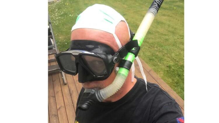 Face Mask Sun Protection Aussie Divers
