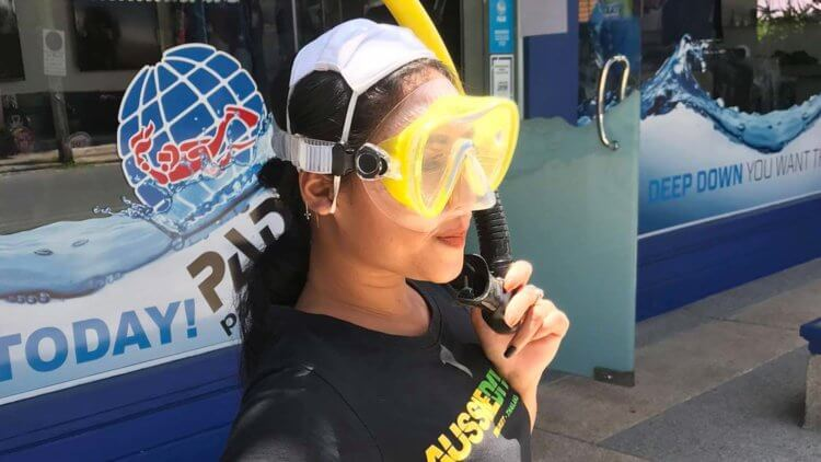 Face Mask Hair Tidy Aussie Divers