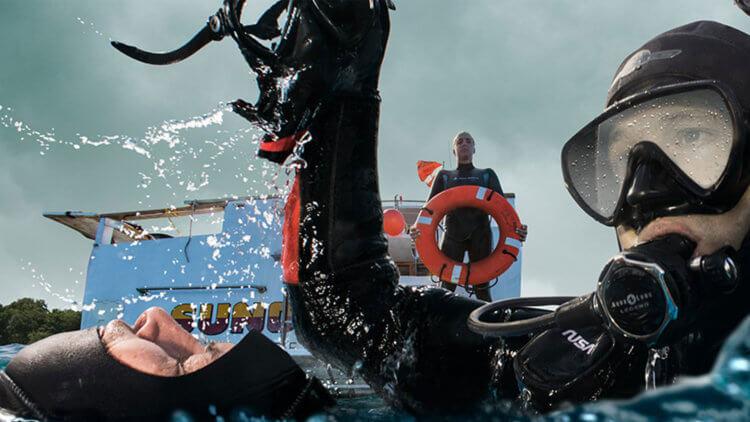 PADI Rescue Course Aussie Divers Phuket