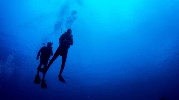 PADI Deep Specialty Aussie Divers
