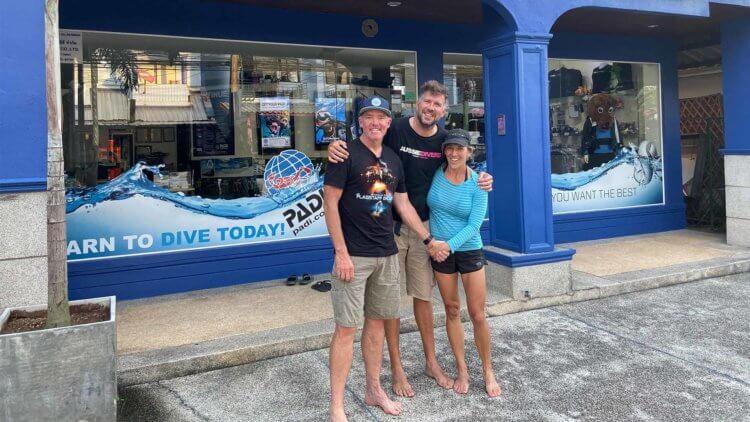 Alban Open Water Aussie Divers