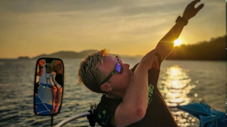 Andre Sun Aussie Divers Phuket