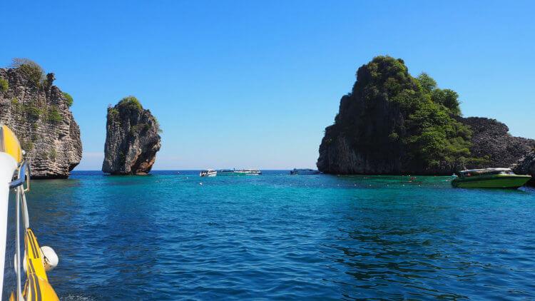 Aussie Divers Speedboat Koh Haa