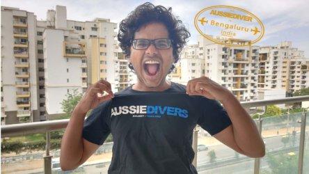 Bengaluru India Aussie Divers Phuket