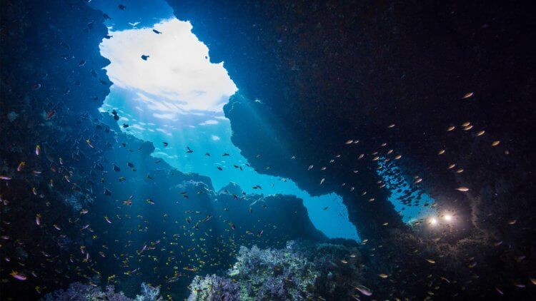 Chimney Koh Haa Aussie Divers