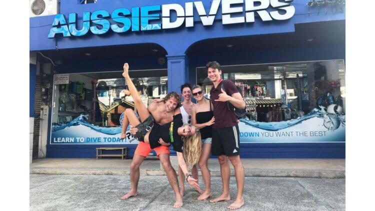 Lara PADI Open Water Course Aussie Divers