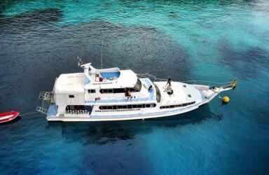 Manta Queen 6 Ariel Aussie Divers
